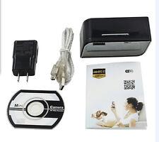 1080P Wireless Wifi Ip Spy Ir Night Vision Clock Camera Motion Detect Hd Dvr