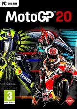 Motogp 20 PC DVD Juego