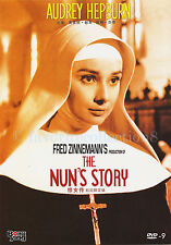 The Nun's Story (1959) - Audrey Hepburn, Peter Finch (Region All)