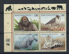 Nations - Unies (Genève) N° 243/46** (MNH) 1993 - Animaux menacées d'extinction
