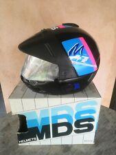 Casco MDS M47 Vintage Helmet Nos No Nava Bell Shoei Agv Arai Nolan Bieffe Vespa