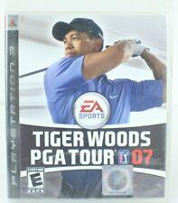 Tiger Woods PGA Tour 7 PS3 NEW