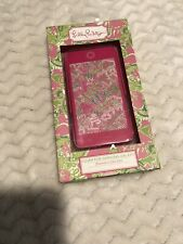 Lilly Pulitzer Samsung Galaxy Phone Case NEW Chin Chin Pattern
