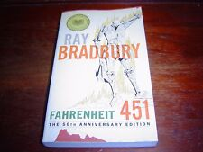 *GOOD CONDITION* FAHRENHEIT 451 by Ray Bradbury (1991) SOFTCOVER WELL-BOUND