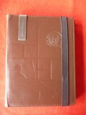 Starbucks Malaysia 2011 Planner (embossed leather-like cover)