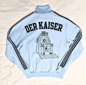 Adidas 'World Cup Greatest Moments' Beckenbauer 'Der Kaiser' Jacket ULTRA RARE