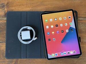 """Latest Apple iPad Pro 128GB, 11"""" 2nd Gen Wi-Fi Tablet, 2020 Model, Warranty"""