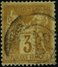 France 1876 stamps definitive USED Mi 70 CV $44.00 171230051