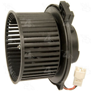 HVAC Blower Motor Rear 4 Seasons 75804