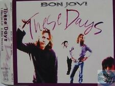 BON JOVI THESE DAYS UK PROMO CD 2T