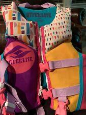 Hyperlite Child Life Vest Model 3224 30-50 lbs!