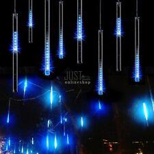 50cm 240 LED 8 Tubes Meteorschauer Lichter Wasserdicht Weihnachten String Licht