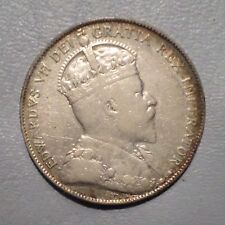CANADA COIN 50  CENTS 1906  VF