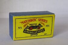 Repro Box Matchbox 1:75 Nr.01 Diesel Road Roller China