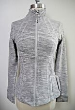 NEW LULULEMON Define Jacket Wee Are From Space Silver Spoon size 6 SOLD OUT