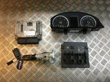 10-15 VW TIGUAN 5N 2.0 TDI DIESEL MANUAL COMPLETE ENGINE ECU KIT 03L907309AE