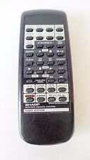 Sharp RRMCG0093AWSA Audio System Infared Remote Control