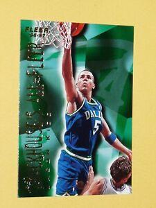 STACKHOUSE JASON KIDD DALLAS MAVERICKS 1996-1997 NBA BASKETBALL FLEER CARD USA