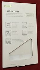 New Moshi White iVisor Glass Screen Protector - iPhone 6 Plus/ 6s Plus