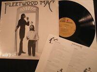 Fleetwood Mac - S/T - 1975 Reprise Vinyl 12'' Lp./ Shrink Exc./ Prog Rock AOR
