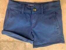 American Eagle twill shorts