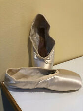 Point Pointe Ballet Toe Shoes Slippers Dance Bloch  SO 100 6 YYY USED no nails