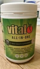 VITAL GREENS 300g -ALL-IN-ONE  SUPERFOOD NUTRIENT SUPPLEMENT