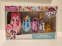 *NEW IN BOX*  Hasbro My Little Pony 6 Piece Nesting Doll Set