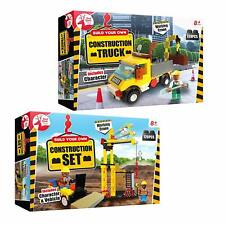 Build Your Own Construction Set/Truck Toy (2pk)
