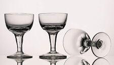 VERRES À PIED ANCIENS VERRES BISTROT À FRUITS À L'ALCOOL CERISES RAISINS