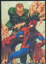 2009 Spider-Man Archives Trading Card #44 Spider-Man vs. Sandman