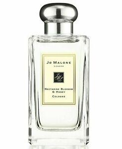 Jo Malone Nectarine Blossom & Honey Cologne 3.4 oz 100ml London New without box