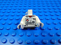 LEGO-MINIFIGURES SERIES [15] X 1 TORSO FOR THE ASTRONAUT FROM SERIES 15 PARTS
