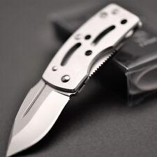 [POCKET KNIFE] 'Skull Money Clip Folder Knife TypeA' by G.SAKAI SEKI JAPAN.
