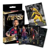 Lionel Messi Designed Set of 50 cards inc his greatest moments and fav players