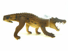 X2) Safari (S300829) Dinosauro Kaprosuchus saharicus dipinto a mano Dino