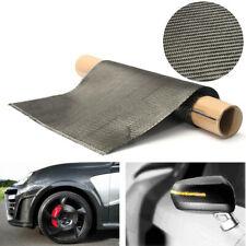 Black 3K Plain Twill Weave Carbon Fiber Cloth Carbon Fabric Tape 14