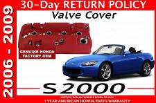 NEW GENUINE HONDA 2006-2009 S2000 VALVE COVER       12310-PCX-020