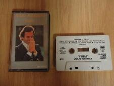 K7 AUDIO / TAPE - JULIO IGLESIAS - FIDELE - CBS491