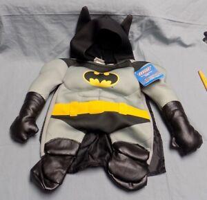 Brand New Batman Illusion Dog Cat Costume NWT Size L Justice League