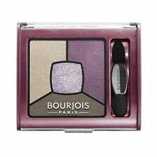 Bourjois Smoky Stories Quad Eye Palette - 15 Brilliant Prunette