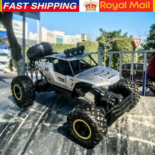 Large Remote Control RC Cars 4WD Off-Road Monster Truck Kids Toy Gift Brand New