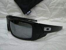USED Custom Oakley JP Montoya 12-796 MatteBlack /w Black Iridium Polarized.
