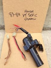 New 83 Honda shadow VT500 84 VT 500 Ignition Switch Key VT500c 500c lock cycle