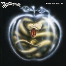 Come An' Get It - Whitesnake (2007, CD NUOVO)