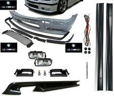 PARECHOC AVANT M3 BMW SERIE 3 E36 + ANTIBROUILLARD + DIFFUSEUR + BAS DE CAISSE