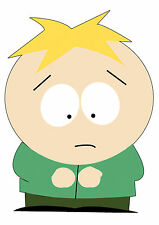 South Park Iron On Transfer Butters
