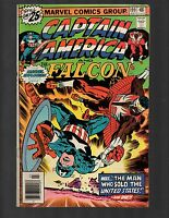 Captain America # 199 Falcon VF-