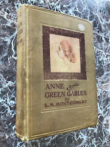 Anne of Green Gables, 1914 First Form; 2nd Edition~L.M. Montgomery