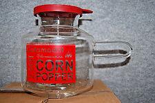 Catamount Glass Microwave Popcorn Popper (2.5 Quarts) NEW S4208 ^